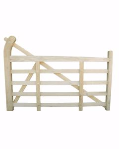 Oak Ranch Gate EC Forest Products.