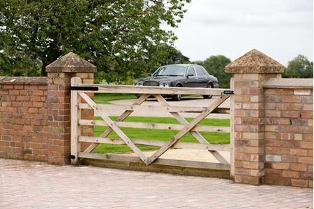 Picture for category Oak Gates