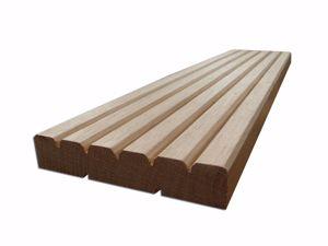Oak Decking profile EC Forest Products ltd