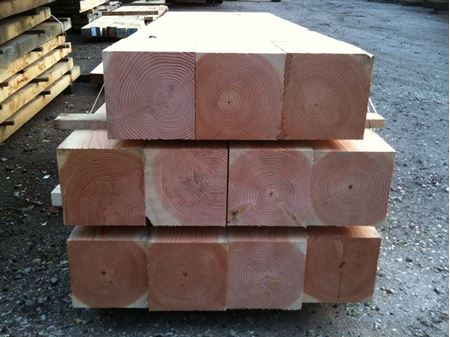 Picture for category Douglas Fir / Larch Beams