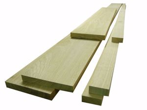 Solid Oak Door Lining Kit. EC Forest Products