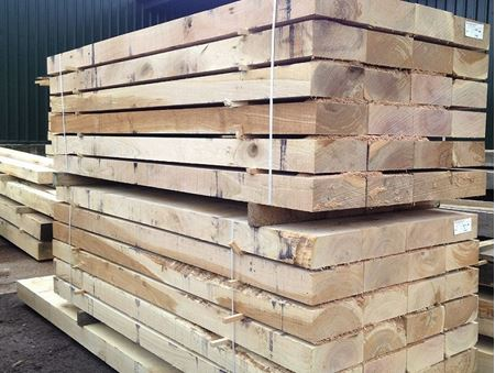 Picture for category Oak Sleepers