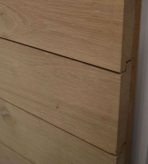 External Half Lap Cladding Profile from EC Forest Products.