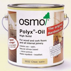 OSMO polyx Hardwax Oil available from EC Forest Products
