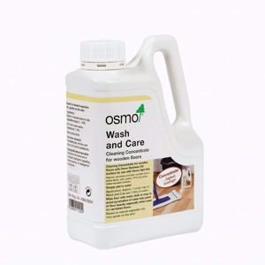 Osmo wash and Care available from EC Forest Products.